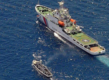Tình hình biển Đông chiều 19/10: Trung Quốc và 'trò chơi nguy hiểm' ở Biển Đông