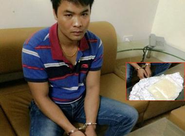 Triệt phá đường dây buôn bán ma túy đá từ Trung Quốc về Thanh Hóa