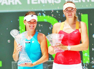 Tổng quan WTA Finals 2014: Đảo quốc đỏ lửa