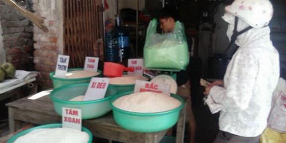 Những bí mật sau tin 'gạo ướp thuốc' tràn ngập trên thị trường