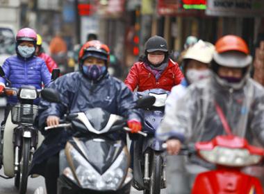 Dự báo thời tiết hôm nay (21/10): Hà Nội đón không khí lạnh yếu, kèm mưa