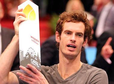 Kết thúc giải Erste Bank Open: Sự trở lại của Murray