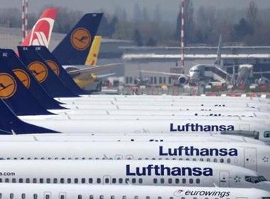 250.000 hành khách của Lufthansa bị ảnh hưởng vì đình công