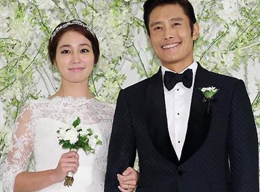 Tình cảm Lee Byung Hun - Lee Min Jung bền chặt hơn sau scandal