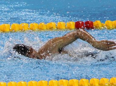 Võ Thanh Tùng lập 'hat-trick' huy chương vàng