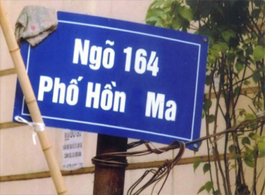 Những biển quảng cáo 'độc nhất vô nhị' tại Việt Nam