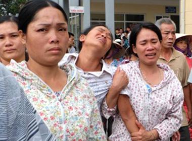 Bé gái 10 tuổi chết bất thường tại bệnh viện Quốc Oai