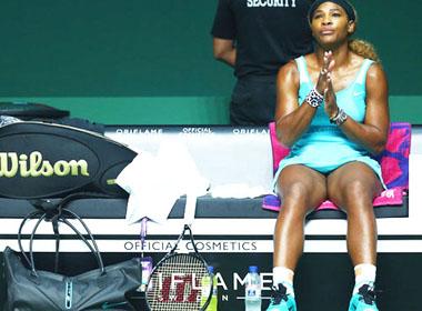 Serena bất ngờ thảm bại ở WTA Finals 2014