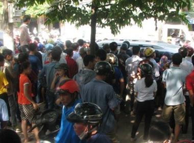 Điên cuồng truy sát dù nạn nhân đã bất tỉnh ở Hà Nội