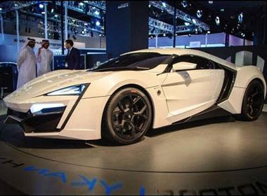 3 siêu xe triệu đô đắt nhất thế giới chỉ dành cho giới tỷ phú