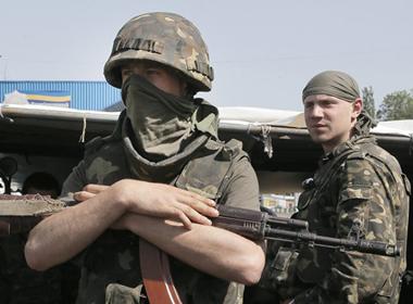 An ninh Ukraine bắt giữ 9 chiến binh ly khai miền Đông