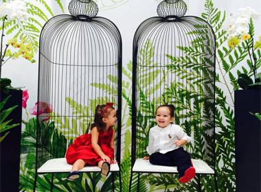 Ngắm bộ ảnh hai con sinh đôi của Hồng Nhung khiến vạn người mê