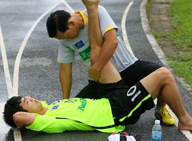 Gặp chấn thương, Công Phượng dễ ngồi ngoài trận U.21 Sydney