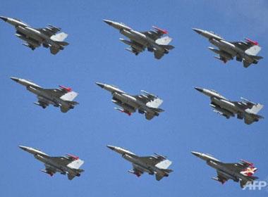 Máy bay chiến đấu của NATO chặn máy bay do thám Nga