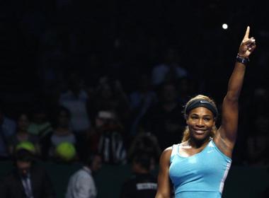 Serena - Bouchard: Cuồng phong thịnh nộ