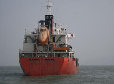 Tàu Sunrise 689 bị cướp biển khống chế đã về đến Quảng Trị