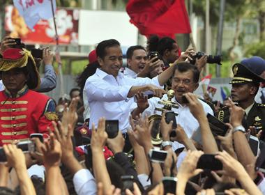 Vị tổng thống 'bình dân' đầu tiên của Indonesia