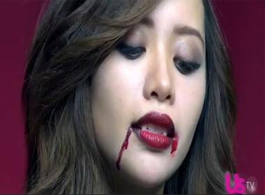 Michelle Phan trang điểm cho đêm Halloween