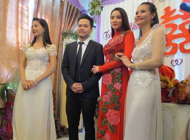 Trang Nhung: 'Tôi sẽ làm lễ cưới sau khi sinh con'