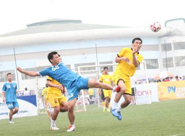 Vòng tứ kết Cúp Hồ Gươm 2014: 'Long tranh hổ đấu'