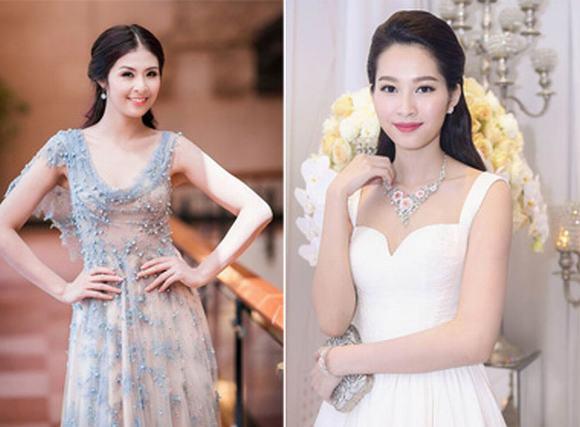 Phong cách thời trang của các hoa hậu Việt