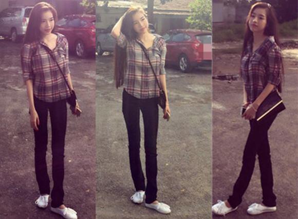 Elly Trần kín đáo đi họp phụ huynh cho con gái vẫn bị ném đá vì chân 'dị dạng'
