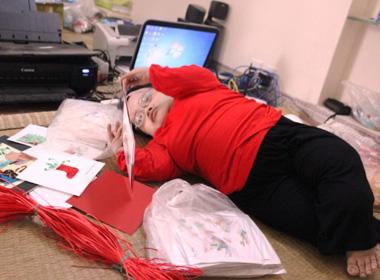 Cơ ngơi của nữ giám đốc 31 tuổi, cao 80 cm, nặng 21 cân