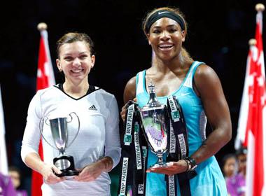 WTA Finals 2014: Điệp khúc Serena Williams