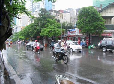 Dự báo thời tiết hôm nay (28/10): Cả nước có mưa rải rác