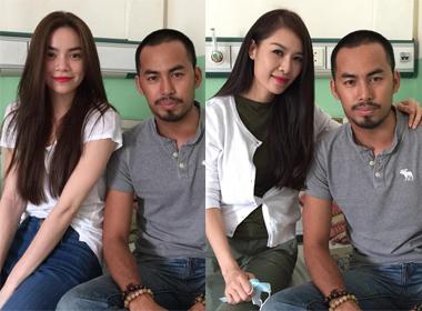 Hồ Ngọc Hà và Quế Vân vào bệnh viện thăm người mẫu Duy Nhân