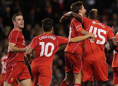 Bốc thăm tứ kết Cúp Liên đoàn Anh: Chelsea & Liverpool tiếp tục gặp may