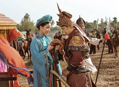 Mối tình đẹp của Ngọc Hân công chúa với người anh hùng áo vải