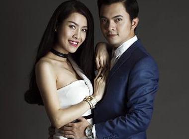 Quế Vân, Nam Cường hóa thân thành 'đôi tình nhân' trong bộ ảnh mới