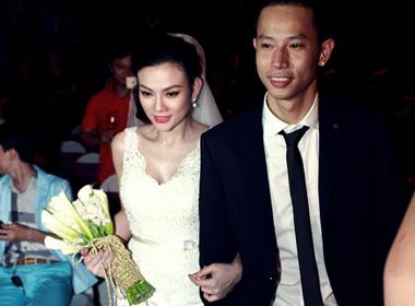 Lý do Thu Thủy bí mật làm đám cưới?