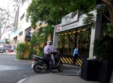 Ngã ngửa' với giá gửi xe 60.000 đồng/ngày ở TP.Hồ Chí Minh