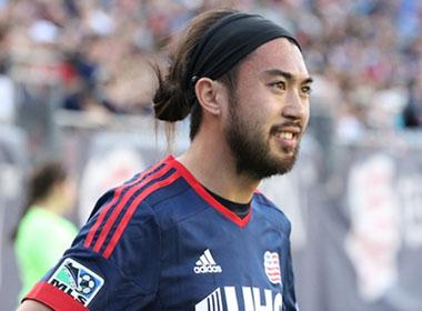 Lee Nguyễn đoạt giải 'Cầu thủ hay nhất tháng' của MLS
