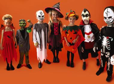 Phụ kiện Halloween 2014 gây sốt giới trẻ