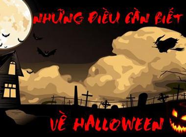 Bạn đã biết những gì về Halloween?