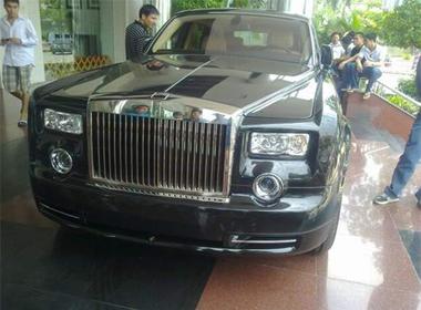 'Tung tích' Rolls Royce Phantom Rồng 35 tỷ thứ 4 của Việt Nam