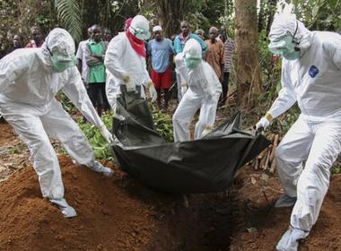 Châu Á đặc biệt dễ bị dịch Ebola vào dịp cuối năm