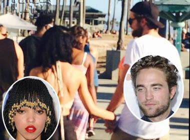 Tài tử 'Chạng vạng' Robert Pattinson công khai bạn gái mới