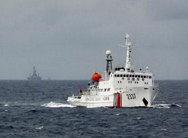Tình hình biển đông chiều 1/11: Trung Quốc điều 400 tàu tuần tra ở biển Đông và Hoa Đông