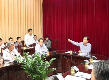 Bộ trưởng Thăng yêu cầu kỷ luật Chủ tịch Cienco1