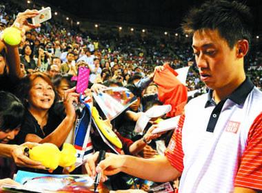 Nishikori: 'Tôi có cảm giác mình đang rất nổi tiếng'