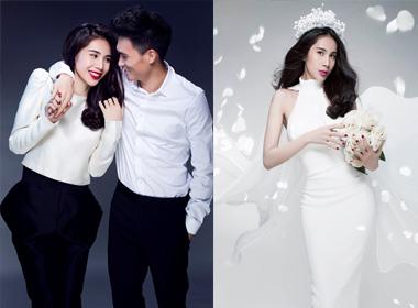 Thủy Tiên và Công Vinh đang chuẩn bị cho đám cưới vào 'ngày đẹp' của tháng 12