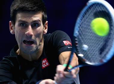 ATP World Tour Finals: Djokovic và Wawrinka cùng dẫn đầu bảng A