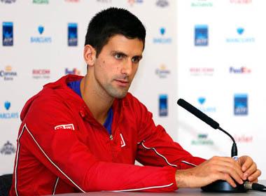ATP World Tour Finals 2014: Djokovic đặt mục tiêu ăn 3