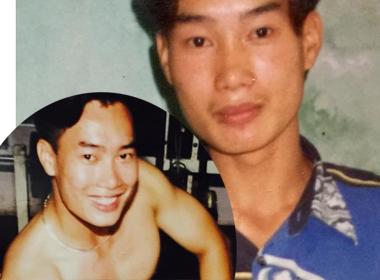 MC Thanh Tùng khoe cơ bắp cuồn cuộn