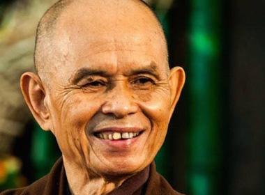 Thiền sư Thích Nhất Hạnh nguy kịch vì xuất huyết não