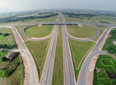 Khám phá đường Võ Nguyên Giáp ở Hà Nội từ cầu Nhật Tân tới sân bay Nội Bài